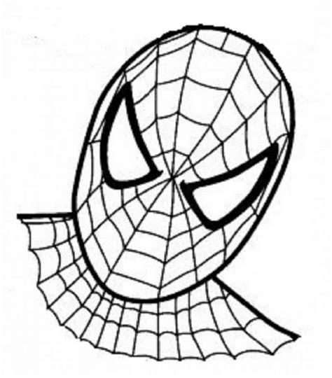 model spider man coloriage