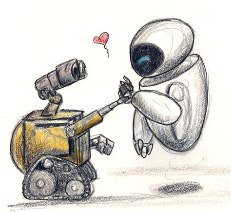 Wall E Sketches by Wall E Sketchiness By Silvermoonnw On Deviantart