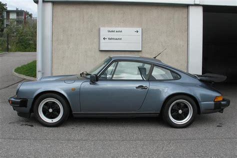 porsche 911 g model 3 2 coup 233 170kw version 1984