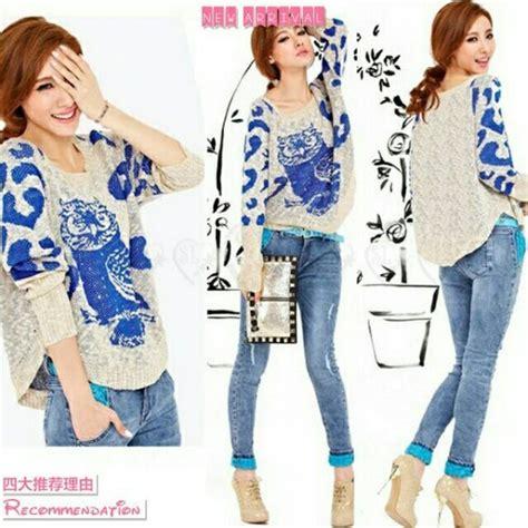 Baju Wanita Murah 89 model baju blouse terbaru sleeved blouse