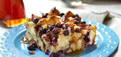 baked blueberry and bacon breakfast recipe and why you