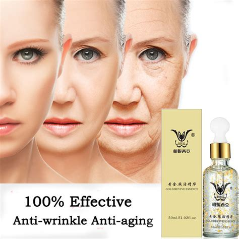 Collagen Whitening anti wrinkle anti aging collagen 24k gold essence