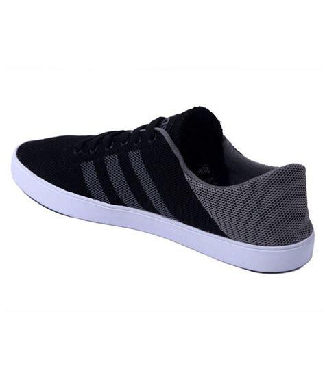 adidas neo black casual shoes buy adidas neo black