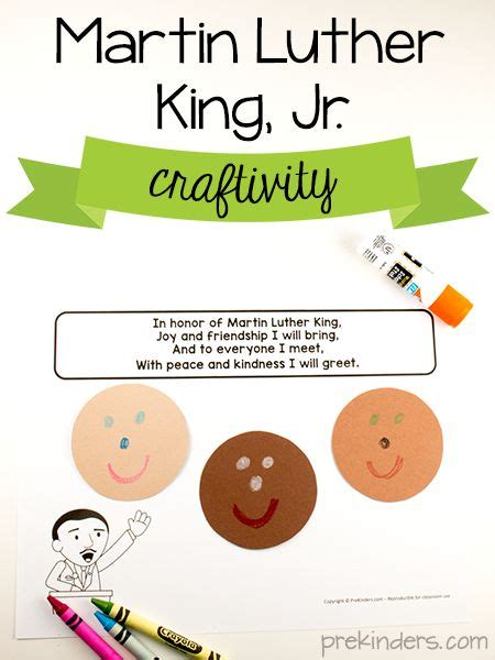 kindergarten activities for martin luther king jr 183 best images about pre k ideas on pinterest