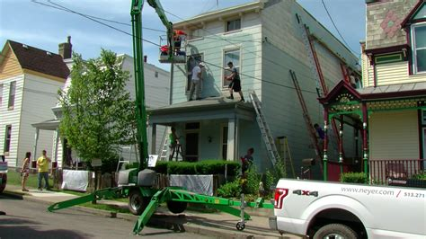 Droggie House Detox Dayton Ky by Paint The Town Bellevue Dayton Homes Get A Fresh Coat Of