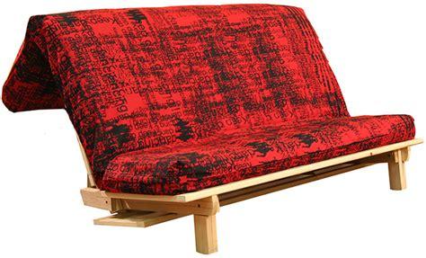 tri fold queen futon futon planet trifold queen size futon package