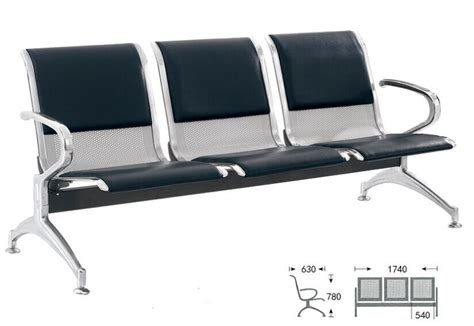 3 seat bench cushion 3 seat public waiting chair 3 seater waiting bench seating 3 seat hospital beam seating buy 3