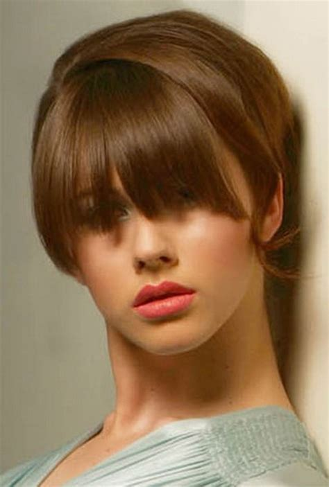 quick hairstyles with bangs short hairstyles with bangs for women