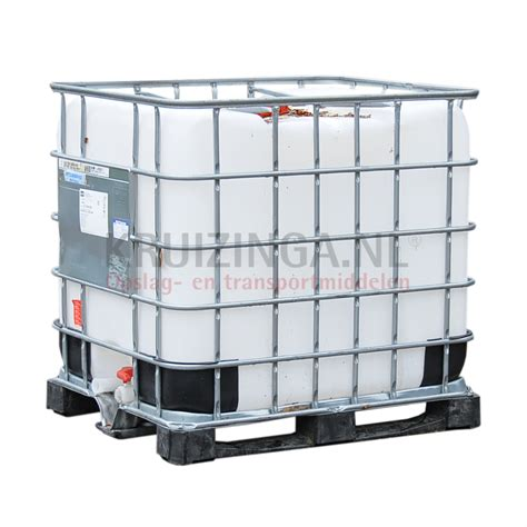 Crispy Container 16 Ltr Besar 16 Ltr ibc container ibc container 1000 ltr un gepr 252 ft gebraucht ab 142 25 haus kruizinga ch