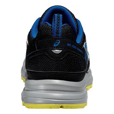 running shoes back asics gel trail tambora 5 mens running shoes sweatband
