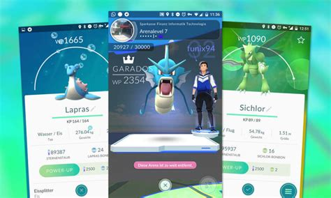 pokemon  maximale wp werte aller pokemon liste pc magazin