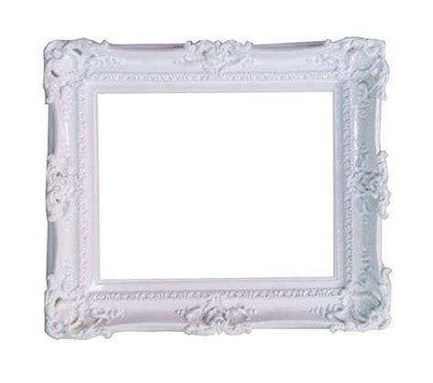 16x20 wedding white frame baroque mirror shabby chic frame