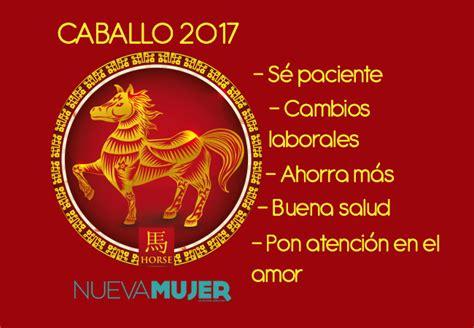 Calendario Chino 2017 Animal Hor 243 Scopo Chino 2017 Las Predicciones Para El A 241 O