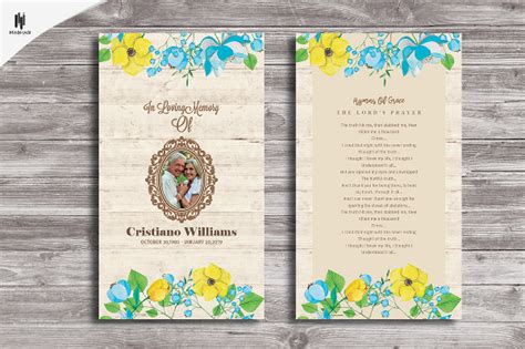 memorial prayer cards template 11 prayer card templates free psd ai eps format