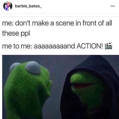 Me To Me Memes - these evil kermit the frog memes are too funny and relatable kamdora