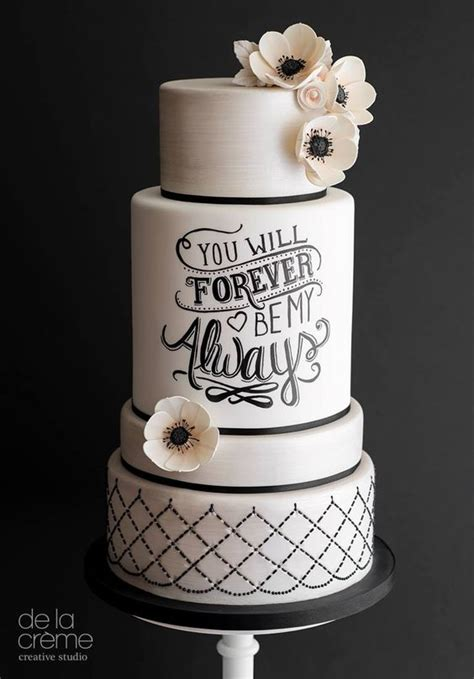 Wedding Cake Messages by We Notes And Messages On Wedding Cakes