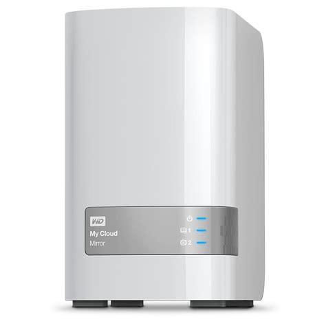 Hardisk External Wd Mycloud 4tb Personal Storage Hdd my cloud mirror personal cloud storage western digital wd