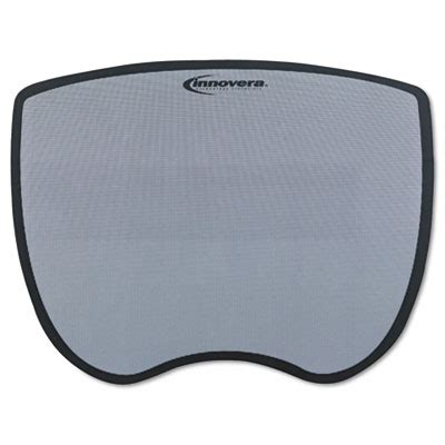 Mouse Pad Ultra Slim Wrist Rest Black T1310 4 ultra slim mouse pad nonskid rubber base 8 3 4 x 7 gray