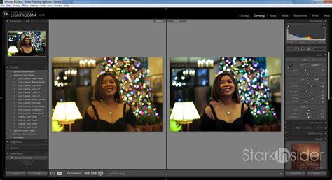 on adobe photoshop lightroom 4 beta looking stark insider