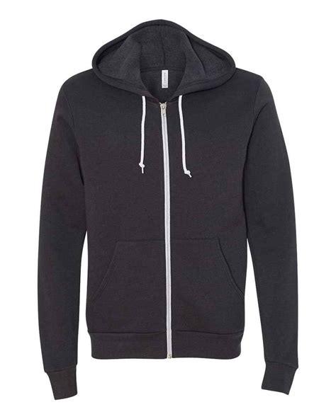 Jacket Jaket Sweater Hoodie Zipper Pria Hitam List Putih canvas unisex zip up mens womens hoodie jacket sweatshirt 3739 ebay