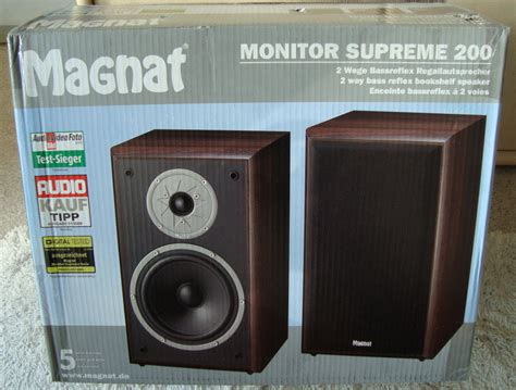 magnat monitor supreme 200 magnat monitor supreme 200 schwarz neu hifi gebraucht
