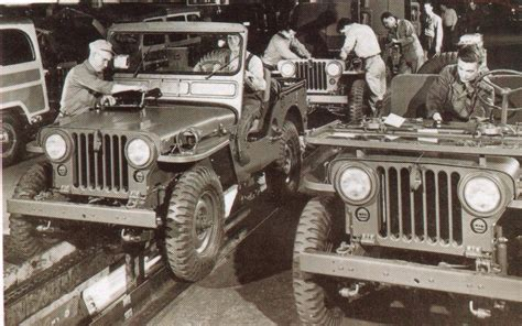 Jeep Factory M38 Jeep