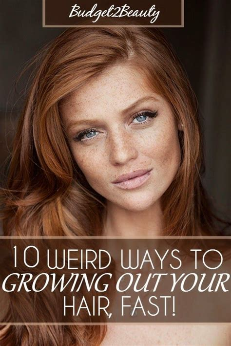 Best way to grow hair back for women