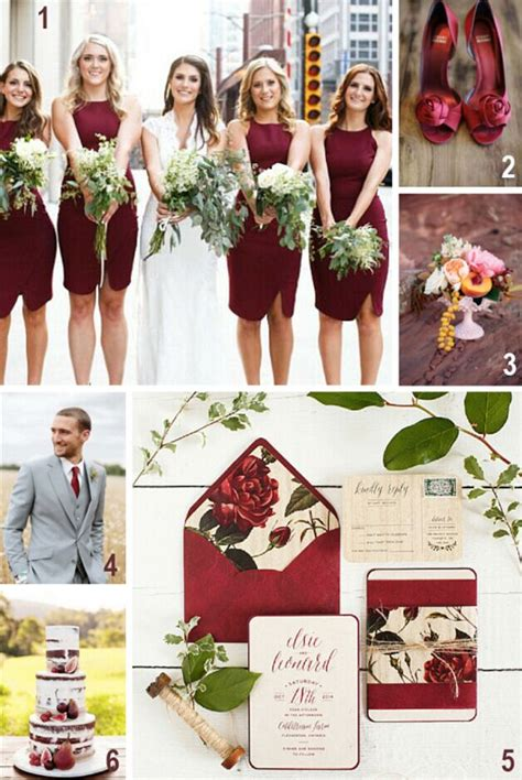 16 most refreshing and trendy spring wedding colors