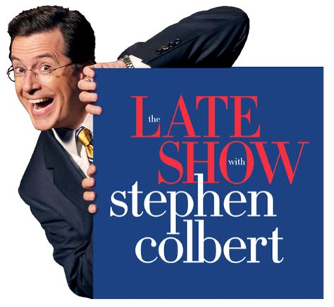 the late show the late show with stephen colbert colognoisseur
