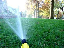 tips for fine tuning your irrigation system