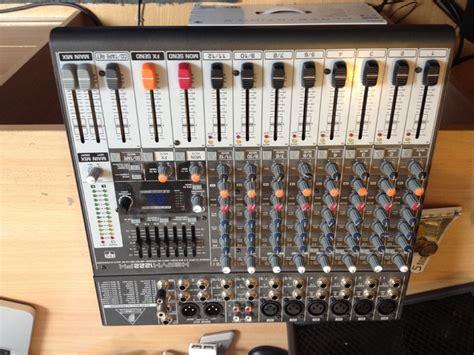 Mixer Xenyx 1222fx behringer xenyx 1222fx image 418377 audiofanzine