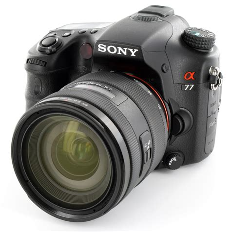 Kamera Dslr Sony A77 sony alpha a77 and a65 slt firmware 1 05 update