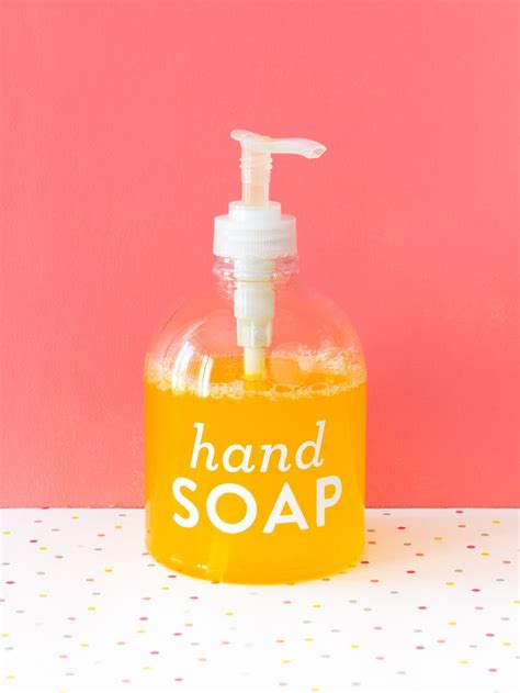 Handmade Liquid Soap - 339 best diy projects home decor design images on