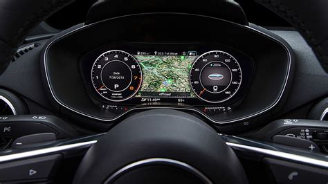 Beautiful Mobile Home Interiors Audi S Virtual Cockpit Is One Of 2016 S Best Car Interiors