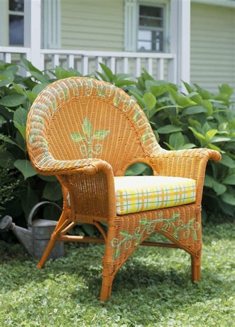 Painting Rattan Furniture by Painting Wicker Furniture Furniture
