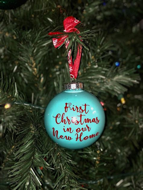 25 unique our first christmas ornament ideas on pinterest