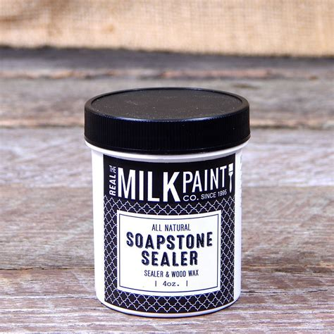Soapstone Sealer soapstone sealer wood wax for milk paint