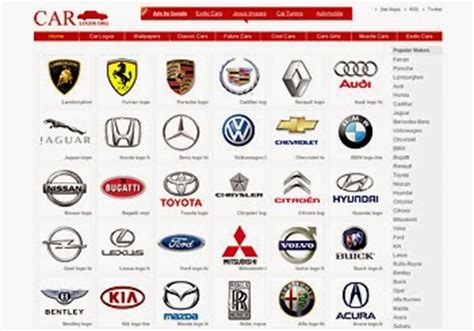european car logos car emblems with names joy studio design gallery best