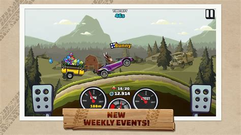 hill climb racing  mod money coins unlocked  apk  android