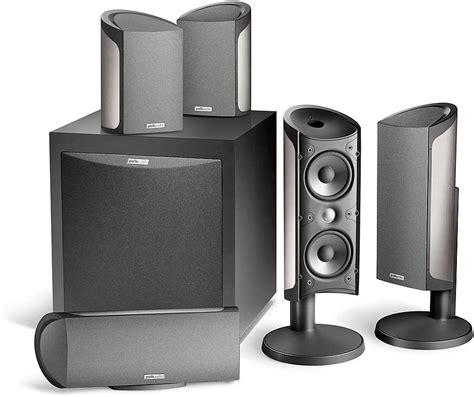 polk audio rm  home theater speaker system