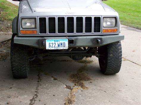 homemade jeep rear bumper jeep cj homemade bumper