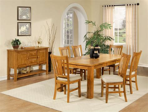 dining set light oak dining room set light wood 28 images furniture