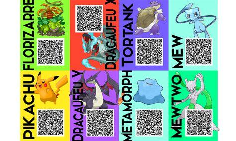 qr code shiny pokemon qr codes images pokemon images