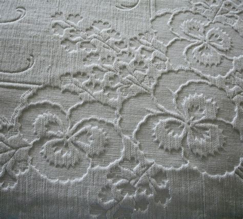 woven coverlet reproduction antique woven snowy white counterpane or coverlet or bed