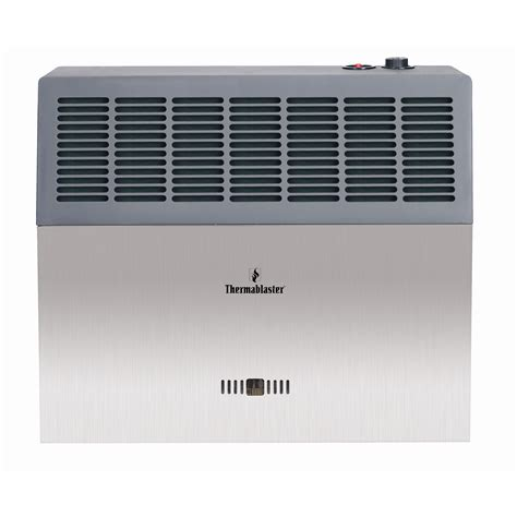thermablaster vent free wall heater thermablaster 32 000 btu natural gas propane vent free