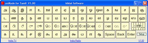 free download vanavil avvaiyar keyboard layout vanavil avvaiyar tamil font keyboard free download