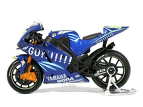 Kaos Motogp Yamaha M1 46 Blue 2004 yamaha yzr m1 46 valentino diecast motorcycle model 1 18 scale die cast from maisto