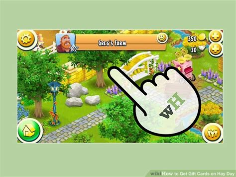 Hay Day Gift Cards - how to get gift cards on hay day 10 steps with pictures