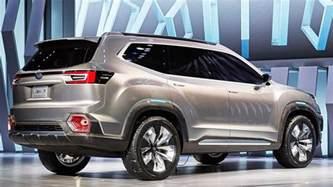 Suv Subaru Preview Subaru Viziv 7 Suv Concept Consumer Reports