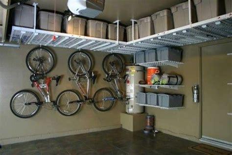 Awesome Suspended Garage Storage #1: 2916de6d55407b3d000a710c5e002dba.jpg